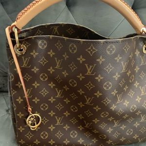 Monogram Louis Vuitton bag